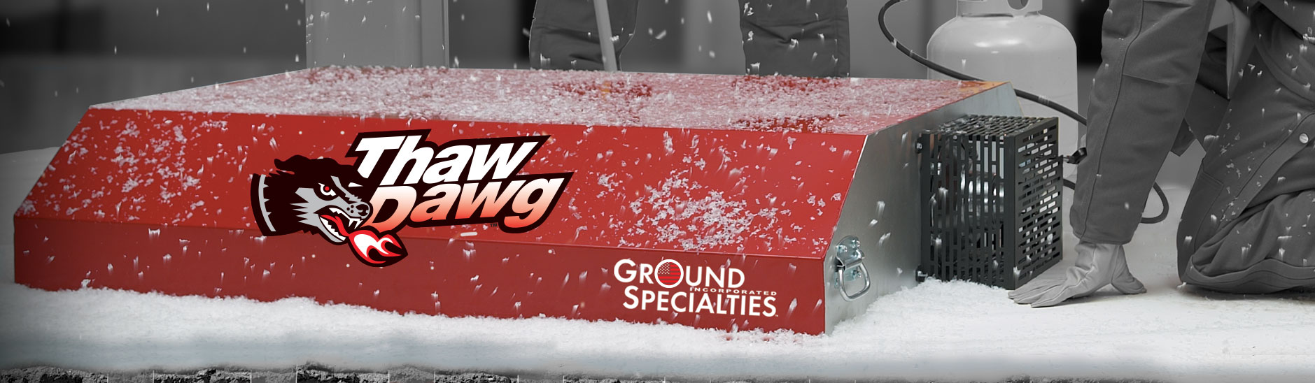 Thawdawg And Ground Specialties Ground Specialties
